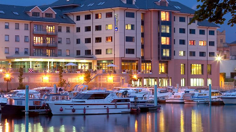Radisson Blu Hotel Athlone photos Exterior