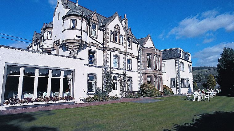 Park Hotel Peebles photos Exterior