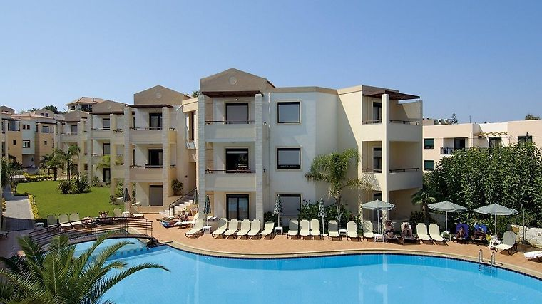 Creta Palm Apartments Exterior