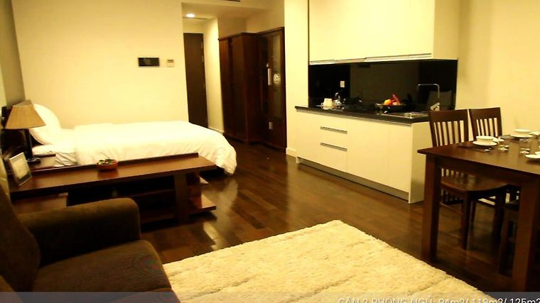 Lancaster Hanoi Serviced Apartment photos Exterior