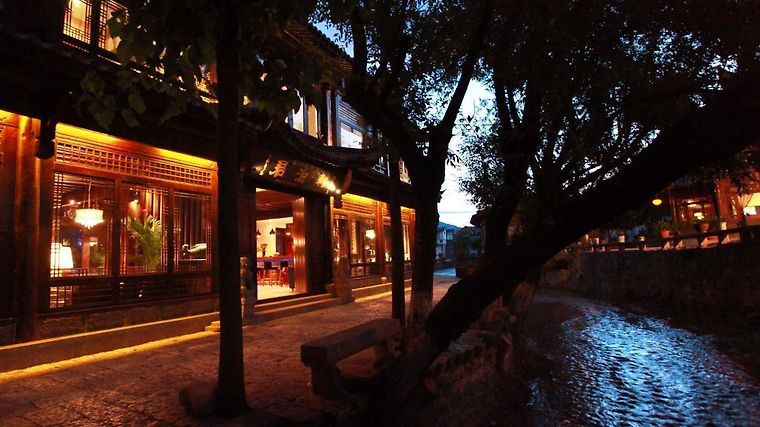 Jun Bo Xuan Boutique Guesthouse Exterior