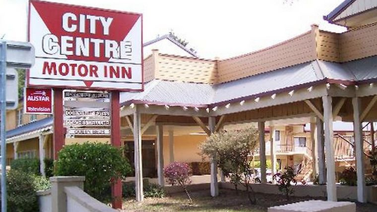 City Centre Motor Inn Exterior