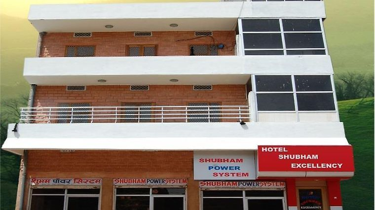 Hotel Shubham Excellency Exterior