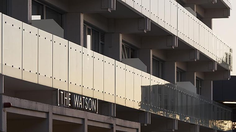 The Watson Exterior