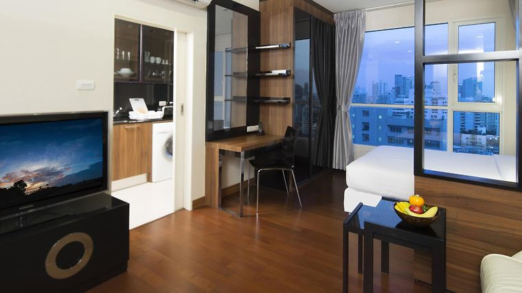 Ariva Ivy Servizio Thonglor Serviced Apartment Exterior