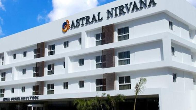 Astral Coral Exterior