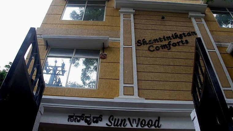 Sunwood Service Apartments Exterior