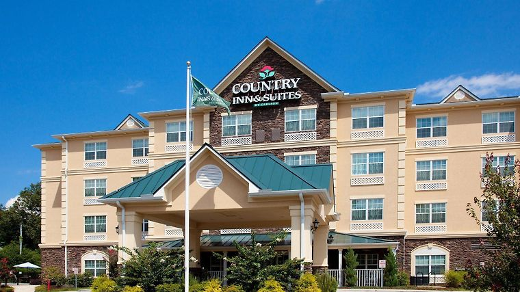 Country Inn & Suites Asheville West Exterior