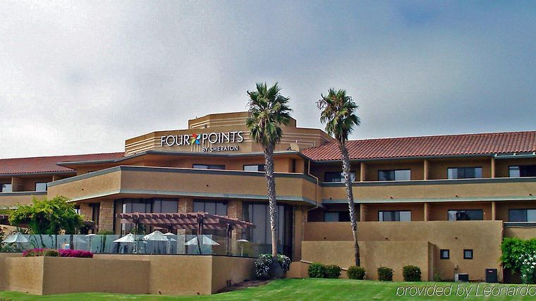 Four Points By Sheraton Ventura Harbor Resort Exterior