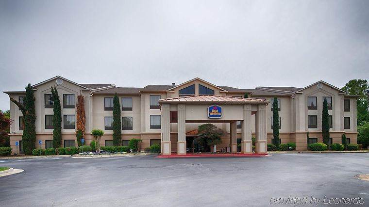 Best Western Mcdonough Inn & Suites Exterior