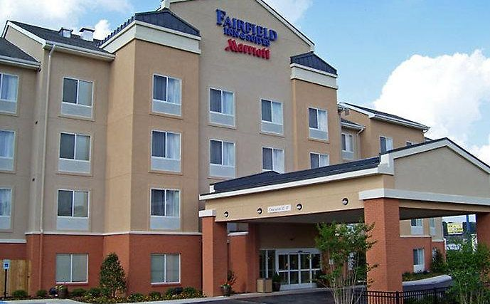 Fairfield Inn & Suites Ruston Exterior