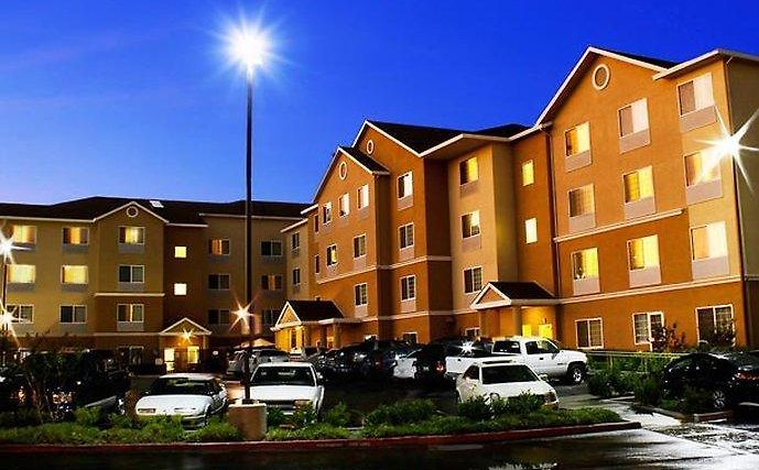 Towneplace Suites Sacramento Cal Expo Exterior