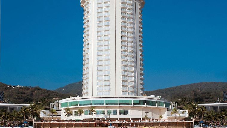 Calinda Beach Acapulco photos Exterior