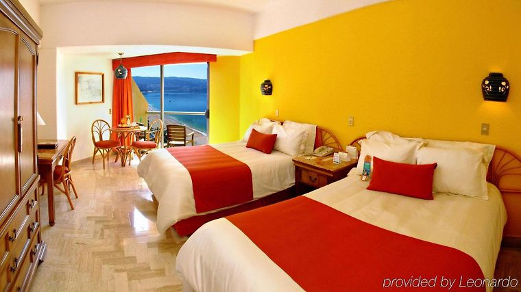 Copacabana Beach Acapulco Room