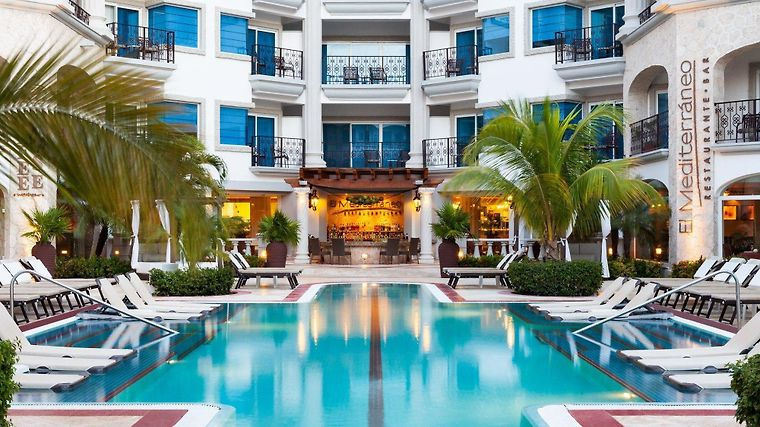 The  Royal Playa Del Carmen All Inclusive Exterior