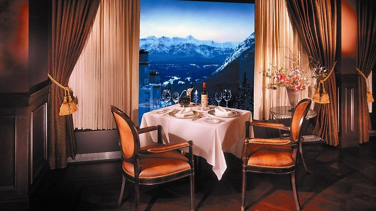 Rimrock Resort Hotel Restaurant