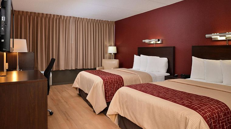 °HOTEL RED ROOF PLUS+ BOSTON WOBURN, MA 2* (United States)   From US$ 135 |  BOOKED