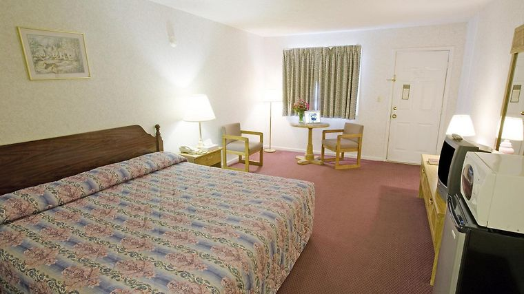 Americas Best Value Inn Jonesville Room