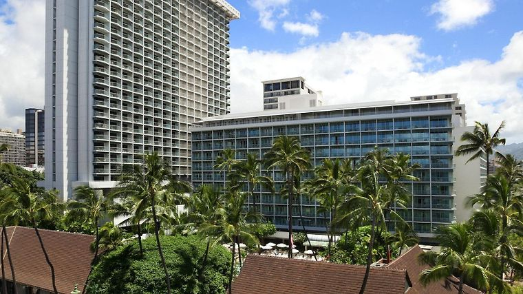 Sheraton Princess Kaiulani photos Exterior
