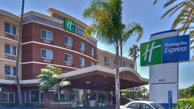 Holiday Inn Express San Diego South - Chula Vista Exterior