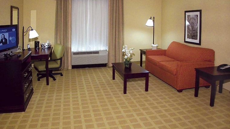 Hampton Inn Baton Rouge - Denham Springs Room