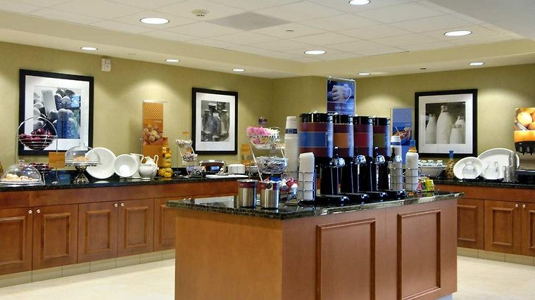 Hampton Inn & Suites Seal Beach Restaurant