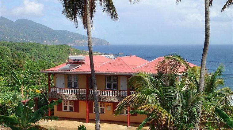 Dominica'S Sea View Apartment Exterior