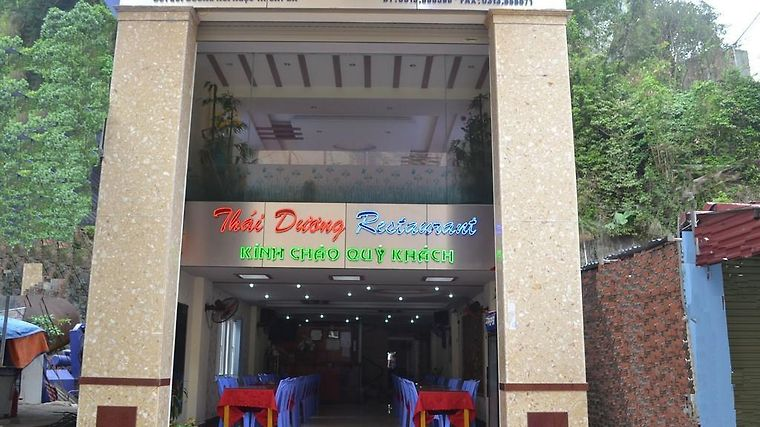 Thai Duong Hotel photos Exterior