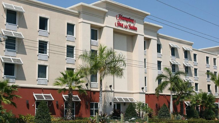 Hampton Inn & Suites Stuart-North Exterior