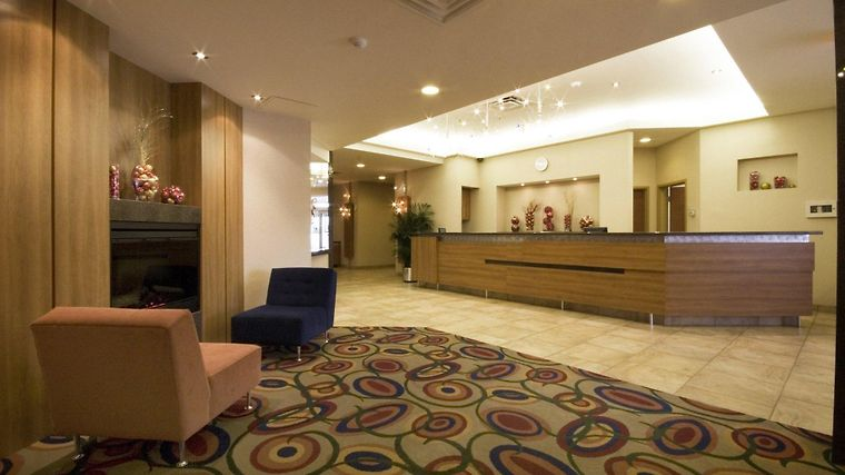 Quality Inn & Suites Interior