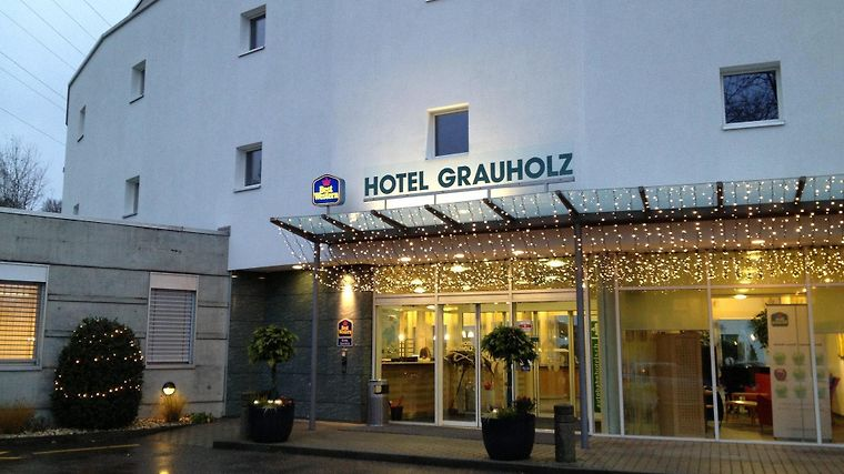 Best Western Hotel Grauholz Facilities