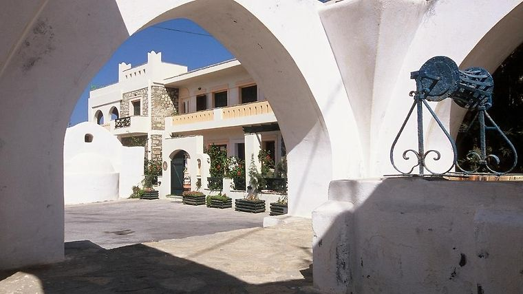 Apollon Exterior Hotel information