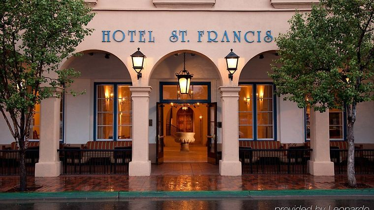 Hotel St. Francis Exterior