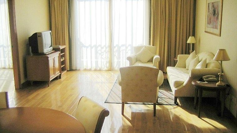 Lee Garden Service Apartments Beijing Room