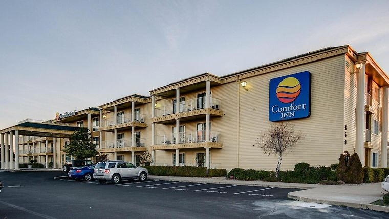Comfort Inn Redding photos Exterior