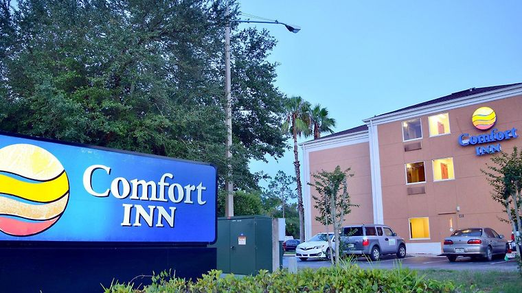 Comfort Inn Deland - Near University photos Exterior