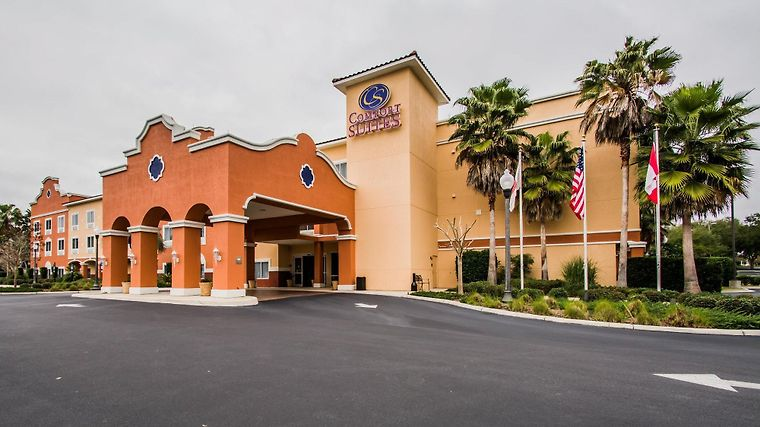 Comfort Suites The Villages Exterior