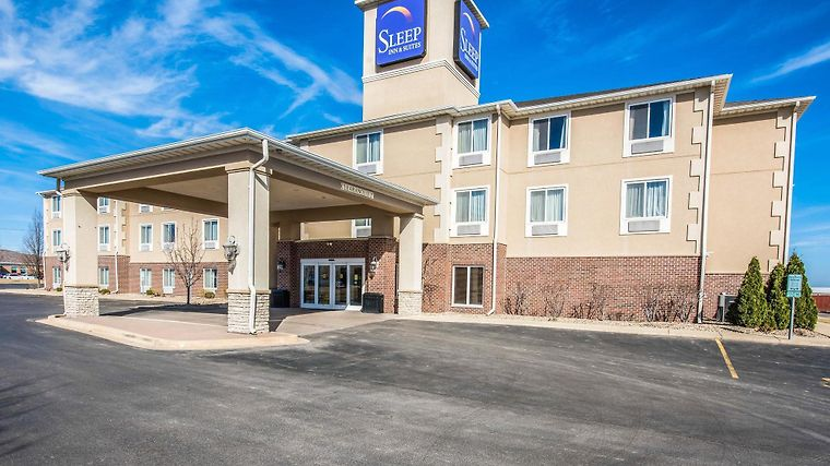 Sleep Inn & Suites Washington Exterior