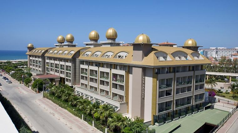 Aydinbey Kings Palace And Spa Exterior Hotel information