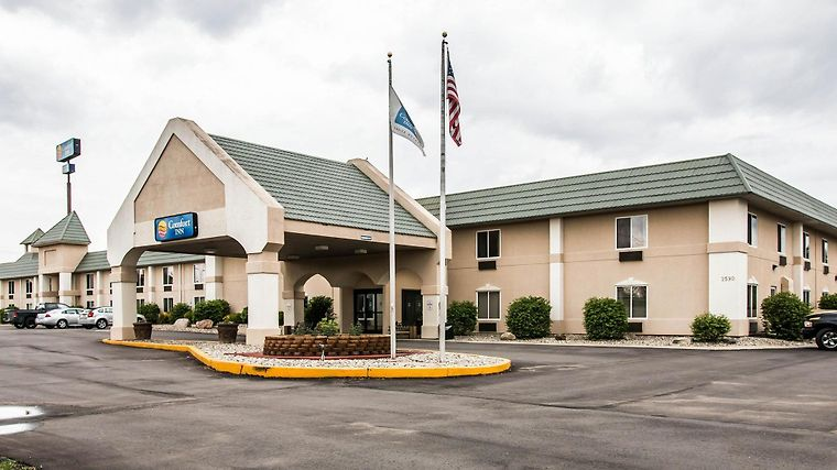 Quality Inn Battle Creek Exterior