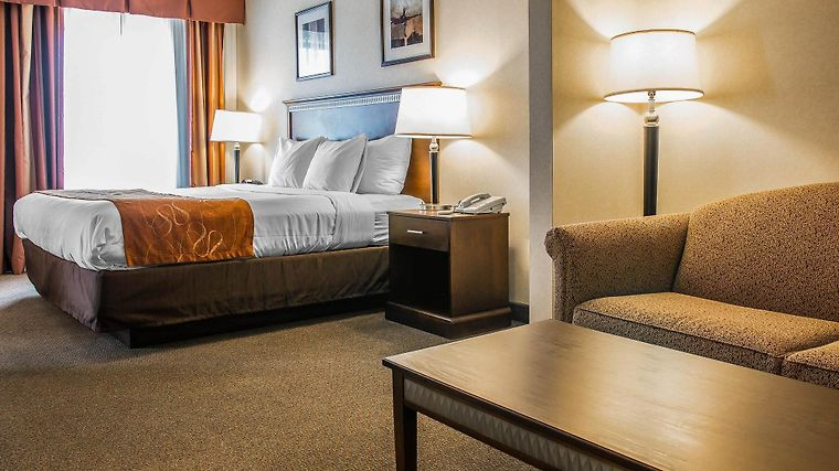 Hotel Comfort Suites South Haven Mi 2 United States From C