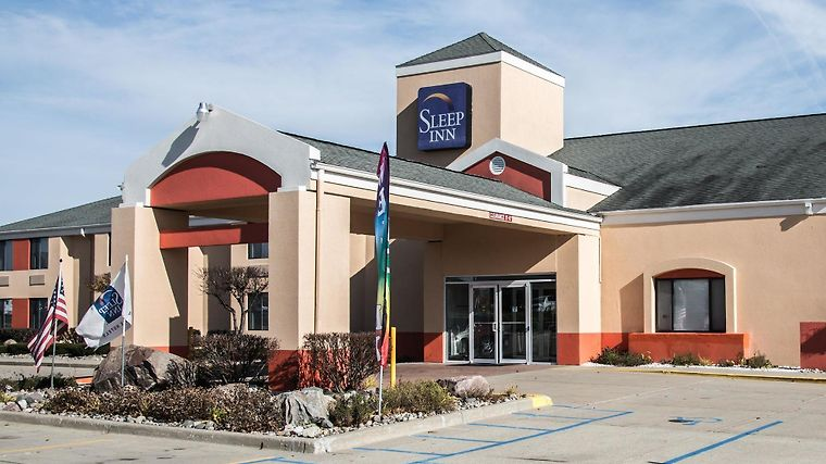 Sleep Inn Dewitt Exterior