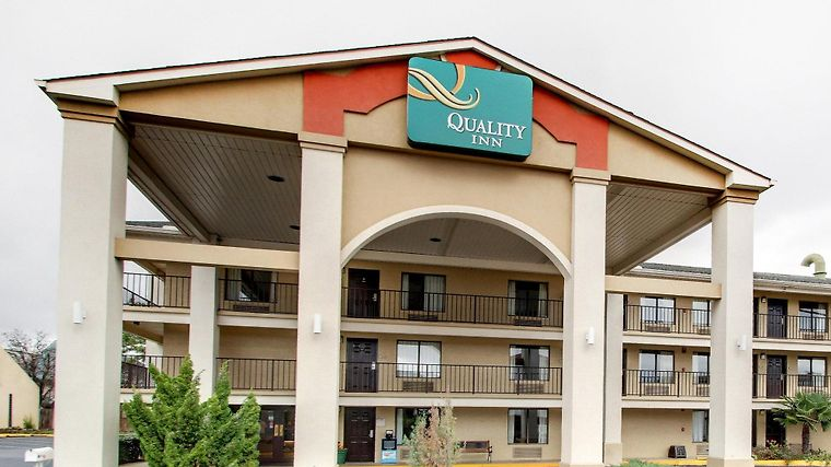 Quality Inn North Exterior
