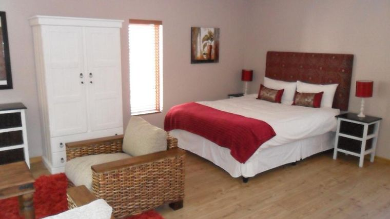 West Beach Breeze Boutique Self Catering Accommodation Room