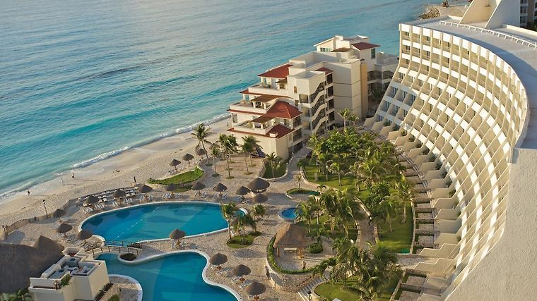 Grand Park Royal Cancun Exterior Hotel information