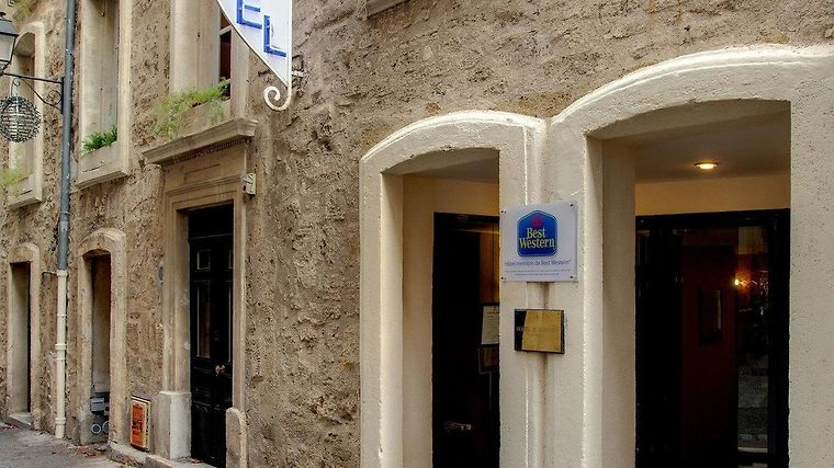 Best Western Hotel Le Guilhem photos Exterior