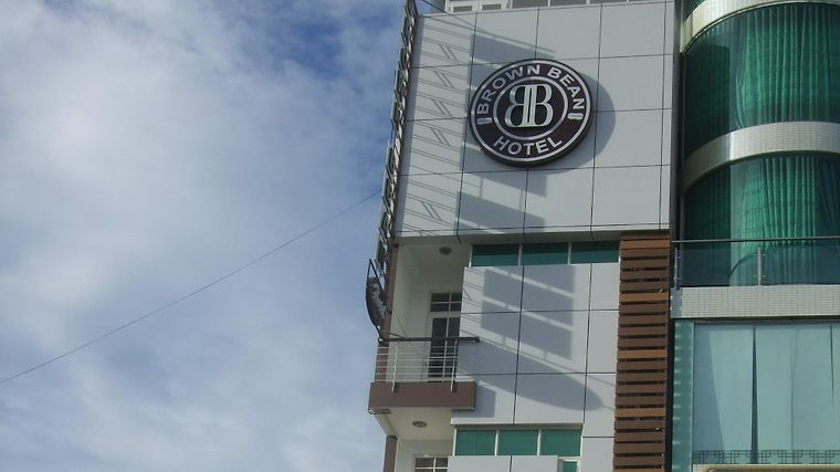 Brown Bean Hotel Danang Exterior