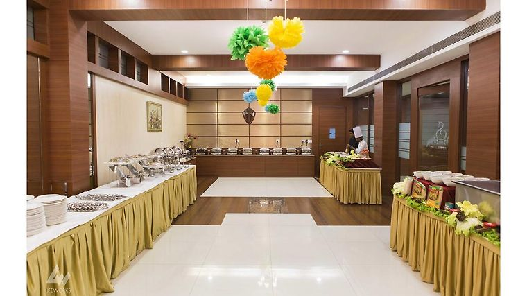 Sona South City Exterior Hotel information