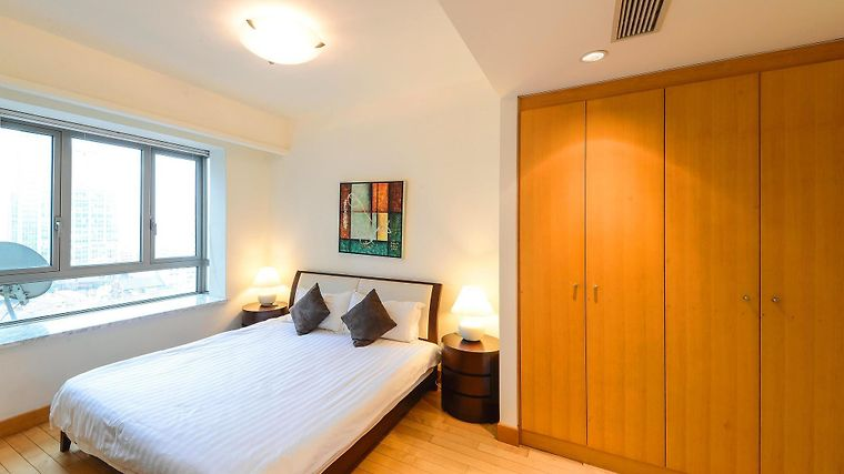 Citylife Serviced Apartments-Jingan Four Seasons Exterior
