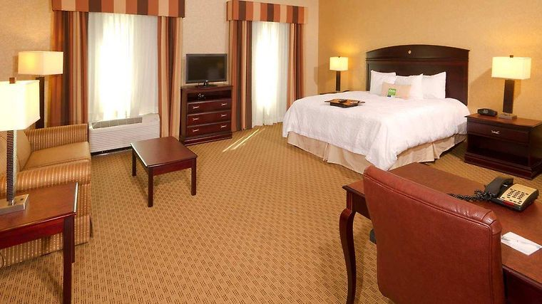 Hampton Inn & Suites Jacksonville-Airport Room